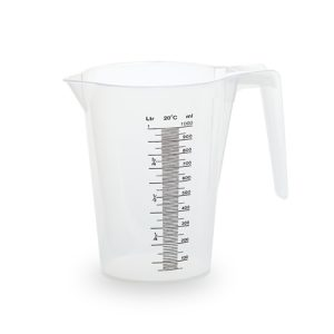Messbecher 1 liter